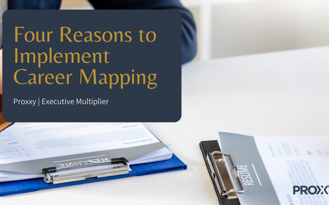 Four Reasons to Career Map